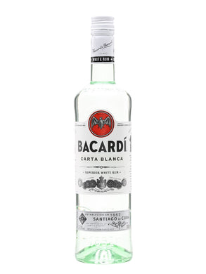 Bacardi Superior 750ml - Wines N Drinks