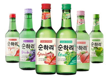 Load image into Gallery viewer, Chum Churum Soju Assorted Case 360ml x 20