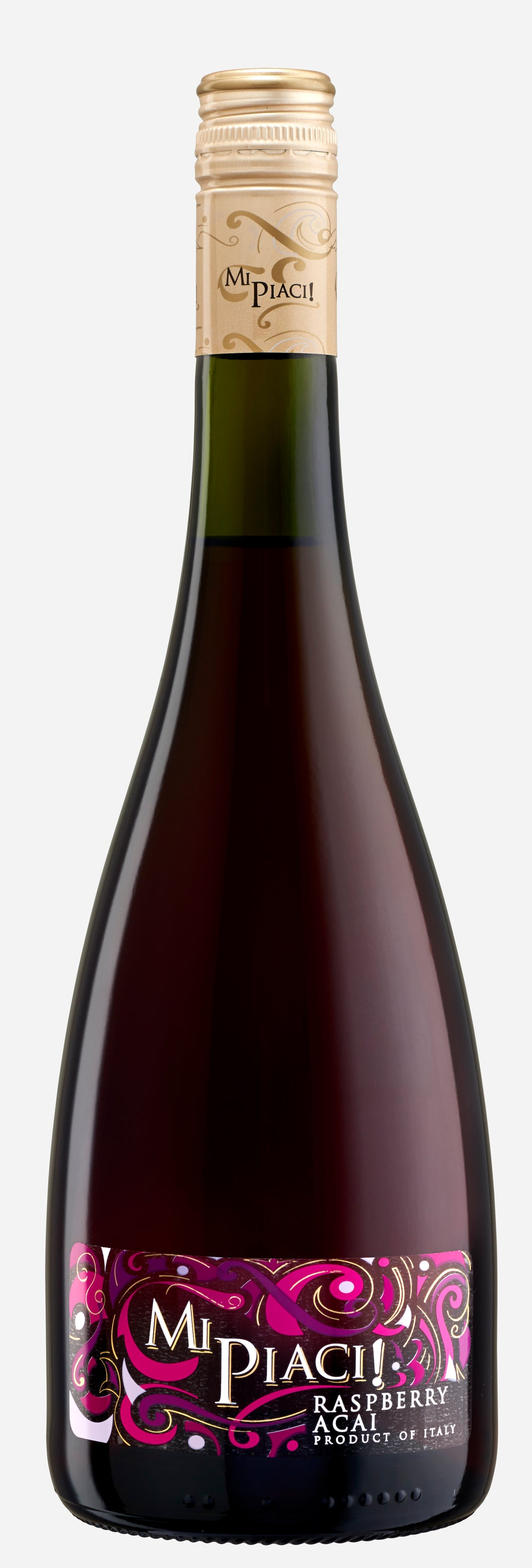 Mi Piaci Rasberry Acai Wine Cocktail 750ml - Wines N Drinks
