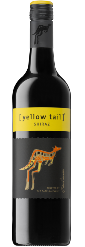 Yellow Tail Shiraz 750ml - Wines N Drinks