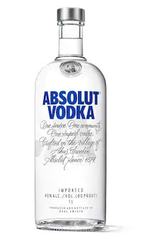 Absolut Blue 1L - Wines N Drinks