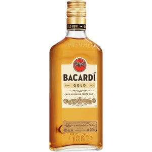 Bacardi Superior | Gold 375ml - Wines N Drinks