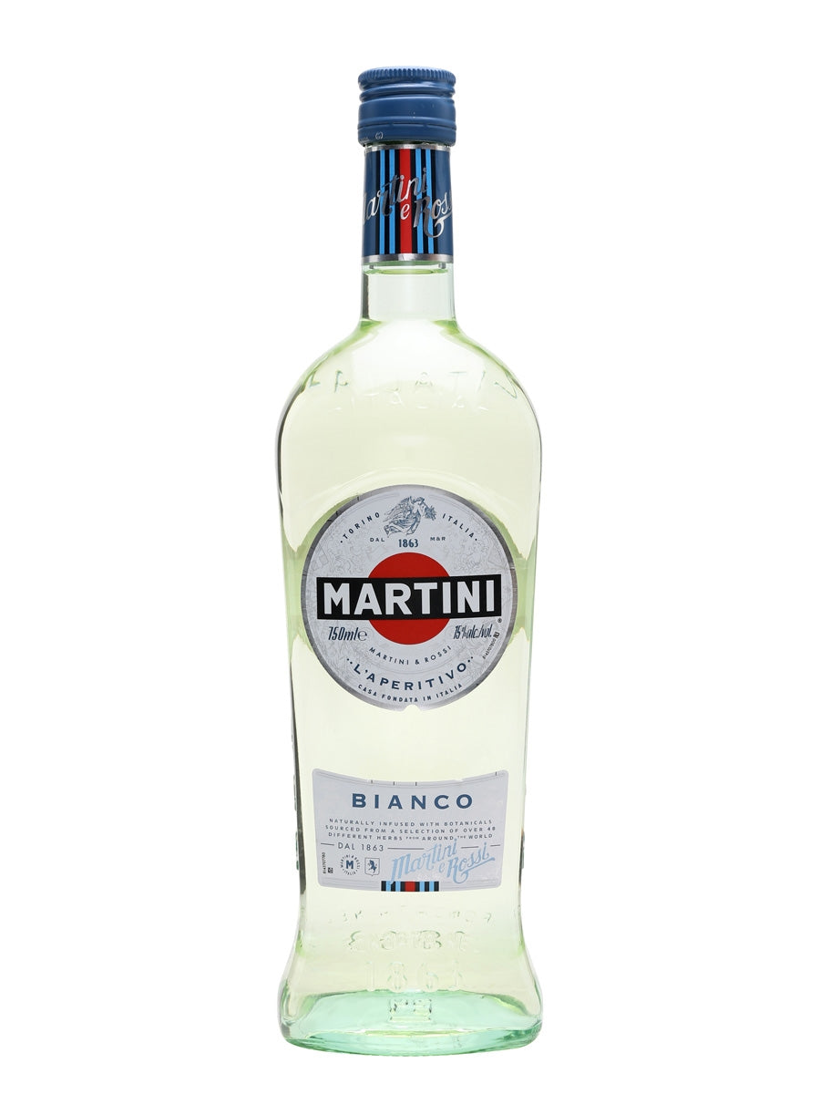 Martini Bianco 1L - Wines N Drinks