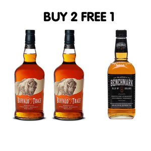 Buffalo Trace Buy 2 Free 1 Benchmark