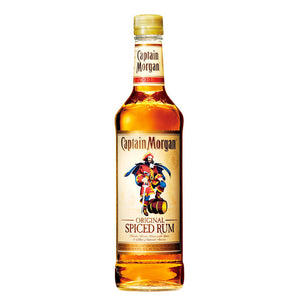 Captain Morgan Spiced Rum 700ml - Wines N Drinks