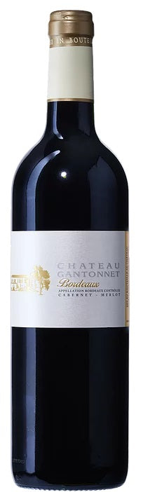 Chateau Gantonnet Bordeaux Rouge | French Red Wine