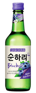 Chum Churum Soonhari Blueberry 360ml