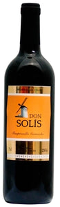 Don Solis Red Wine 750ml - Wines N Drinks