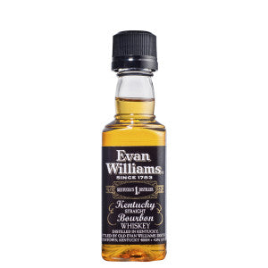 Evan Williams 50ml - Wines N Drinks