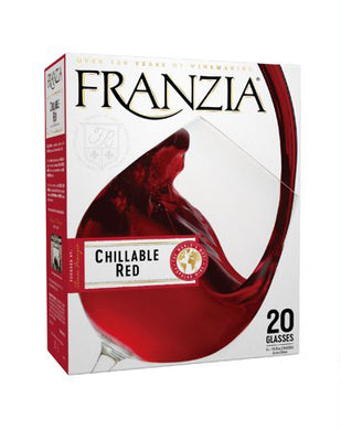 Franzia Chillable Red 3L - Wines N Drinks