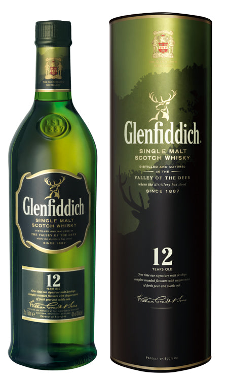 Glenfiddich 12yo 700ml - Wines N Drinks