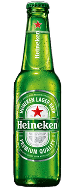 Heineken bottle 330ml x 24 - Wines N Drinks