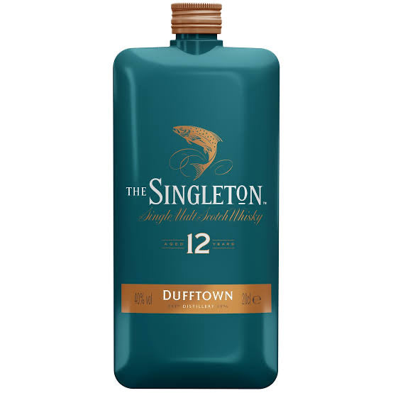 The Singleton 12 years Pocket Scotch 200ml