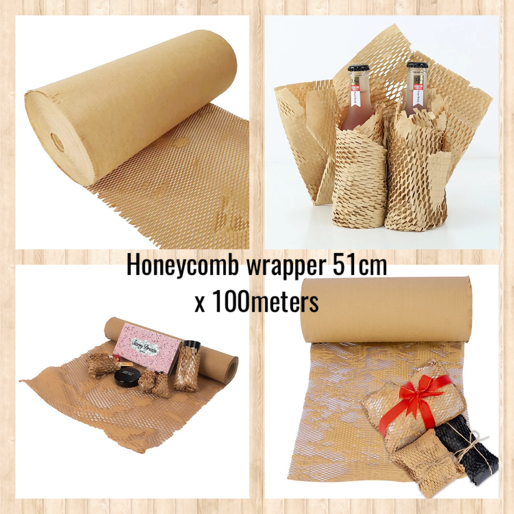 Honeycomb wrapper / Cushioning Wrap