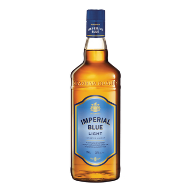 Imperial Blue Light 700ml - Wines N Drinks