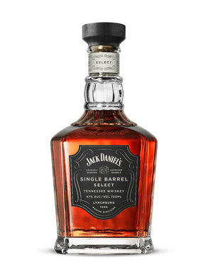 Jack Daniels Single Barrel Select 750ml - Wines N Drinks