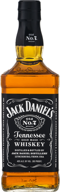 Jack Daniel Old No.7 1L - Wines N Drinks