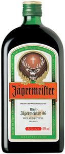Jagermeister 700ml - Wines N Drinks