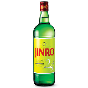 Jinro 24 Korean Soju 750ml - Wines N Drinks