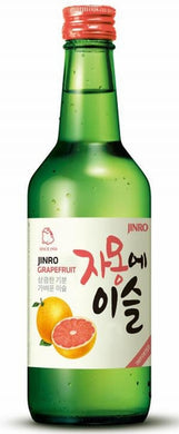 Jinro Grapefruit 360ml - Wines N Drinks