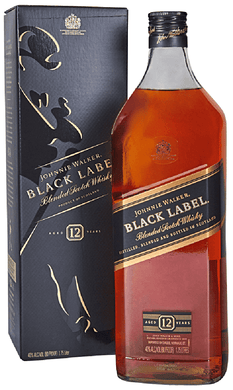 Johnnie Walker Black 1.75L - Wines N Drinks