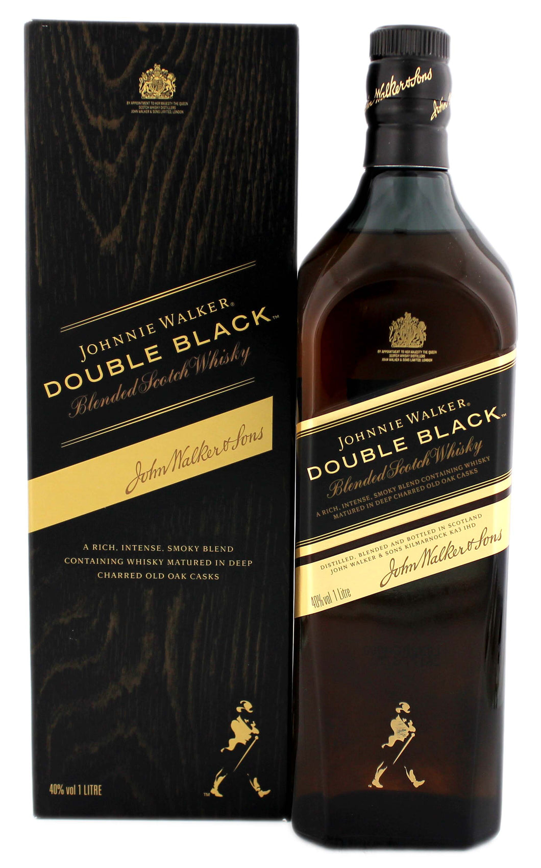 Johnnie Walker Double Black 1L - Wines N Drinks