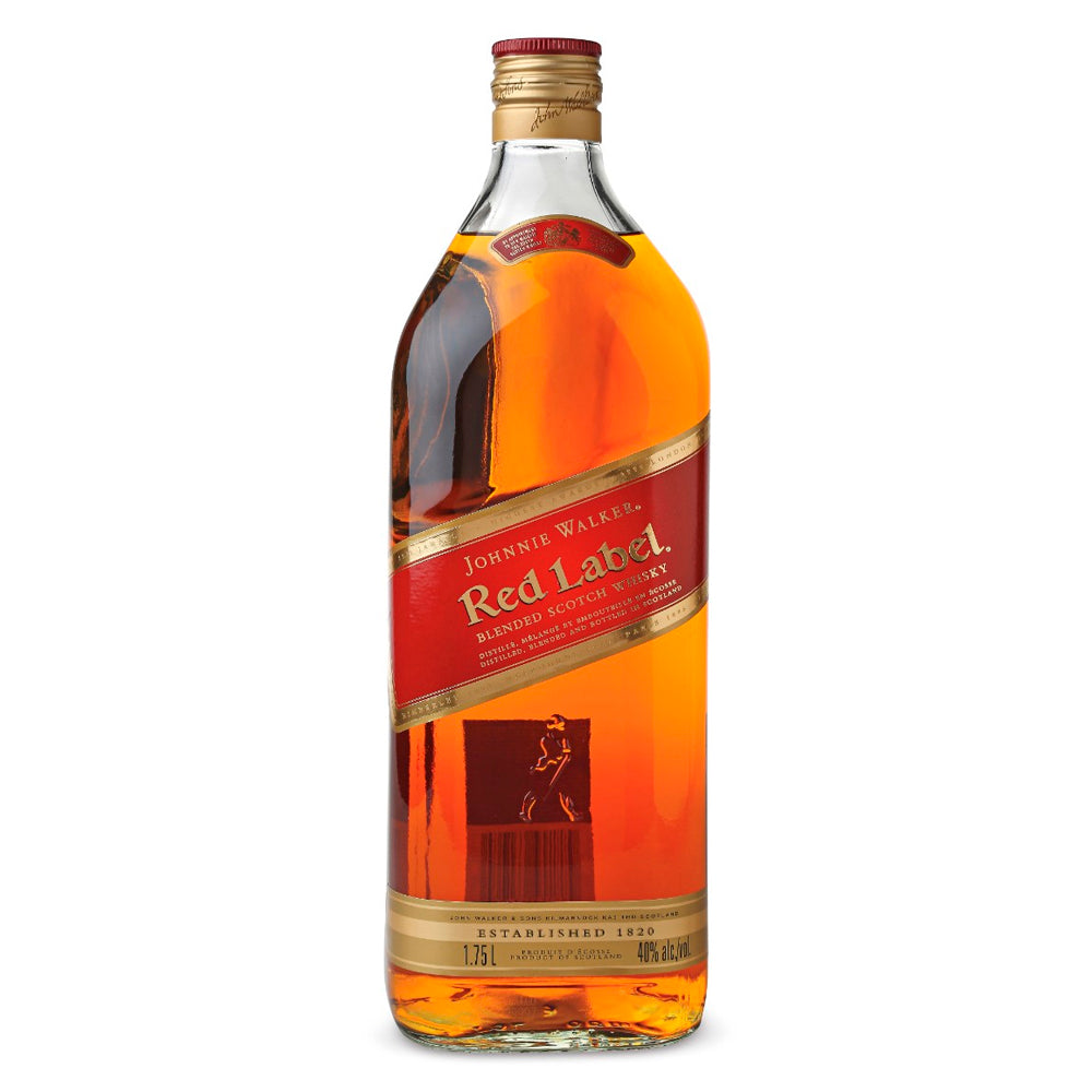 Johnnie Walker Red  1.75L - Wines N Drinks