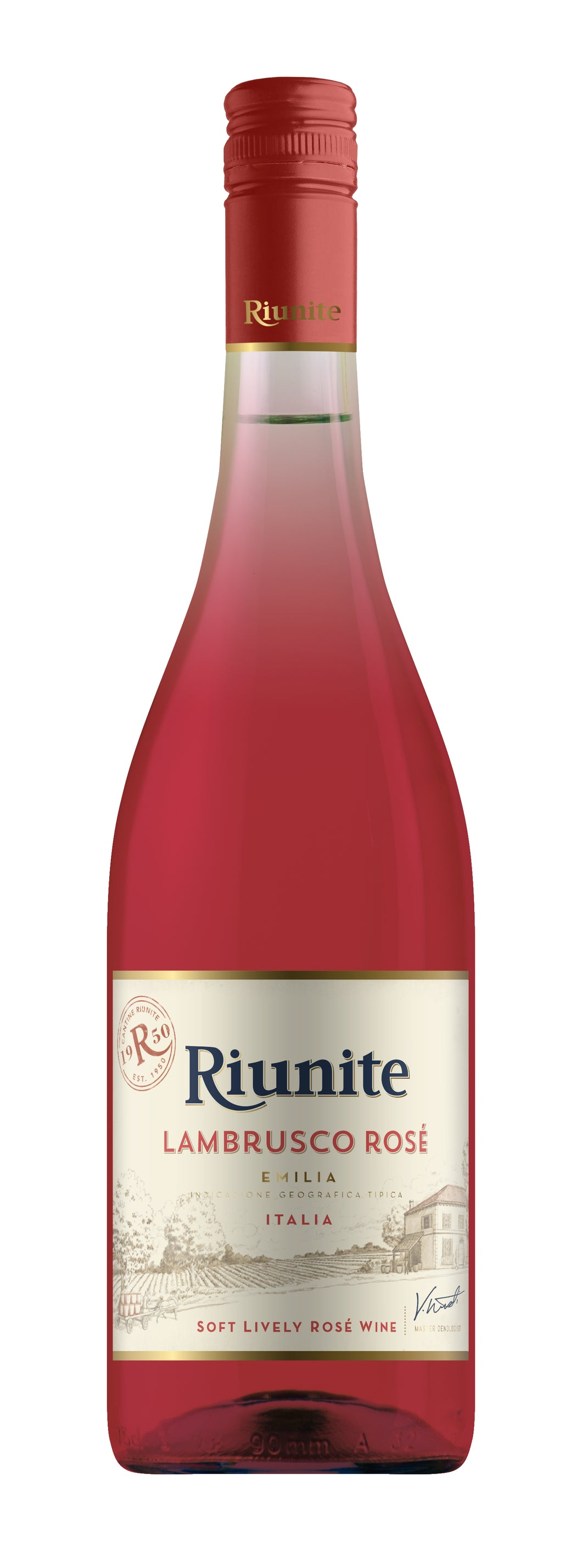 Riunite Lambrusco Rose 750ml - Wines N Drinks