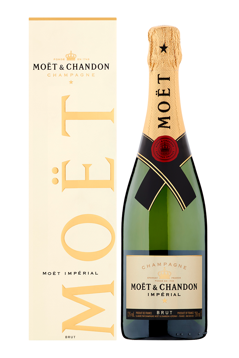 Moet and Chandon 750ml