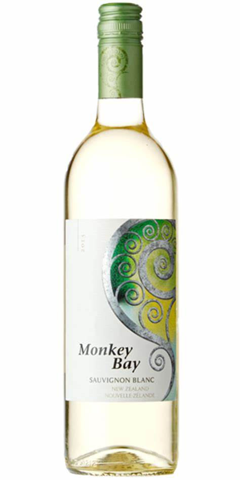 Monkey Bay Sauvignon Blanc 750ml - Wines N Drinks