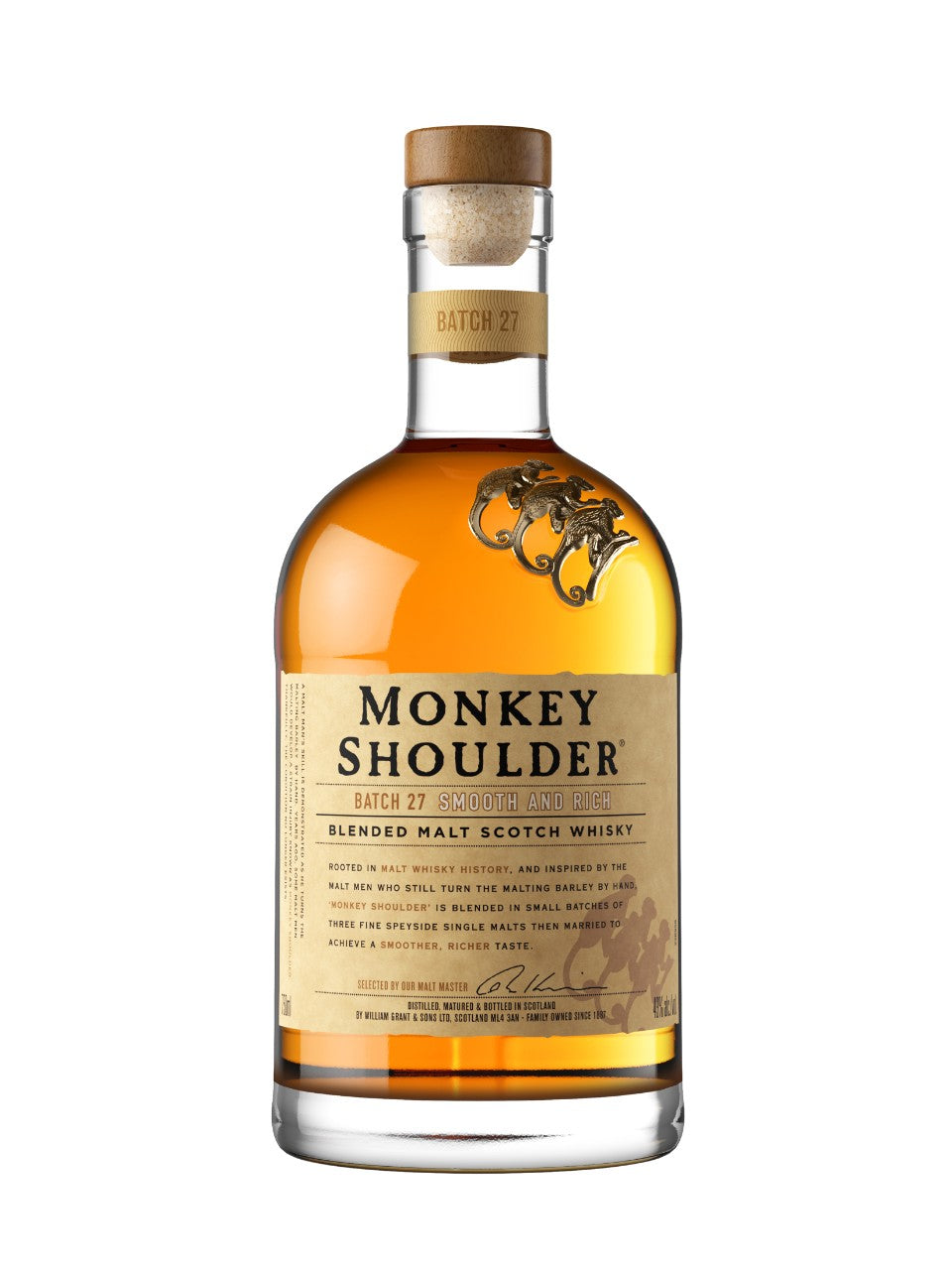 Monkey Shoulder 700ml - Wines N Drinks