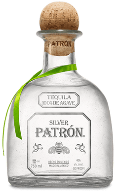 Patron Silver 750ml - Wines N Drinks