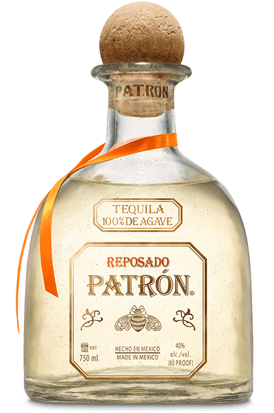 Patron Reposado 750ml - Wines N Drinks
