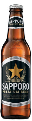 Sapporo Premium beer bottle 330ml - Wines N Drinks
