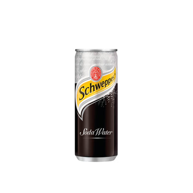 Schweppes Soda 330ml - Wines N Drinks