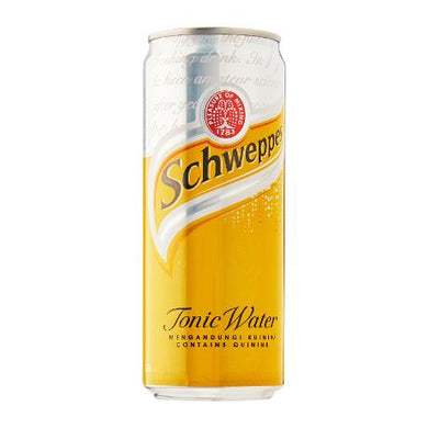 Schweppes Tonic 330ml - Wines N Drinks