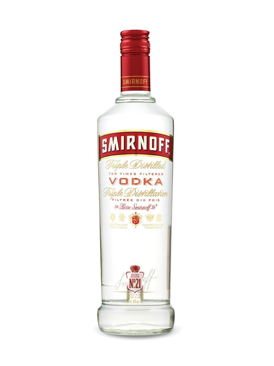 Smirnoff Vodka 750ml - Wines N Drinks