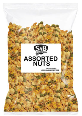 SnB Assorted Nuts 800g - Wines N Drinks