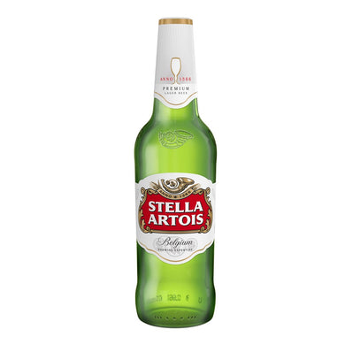 Stella Artois 330ml - Wines N Drinks