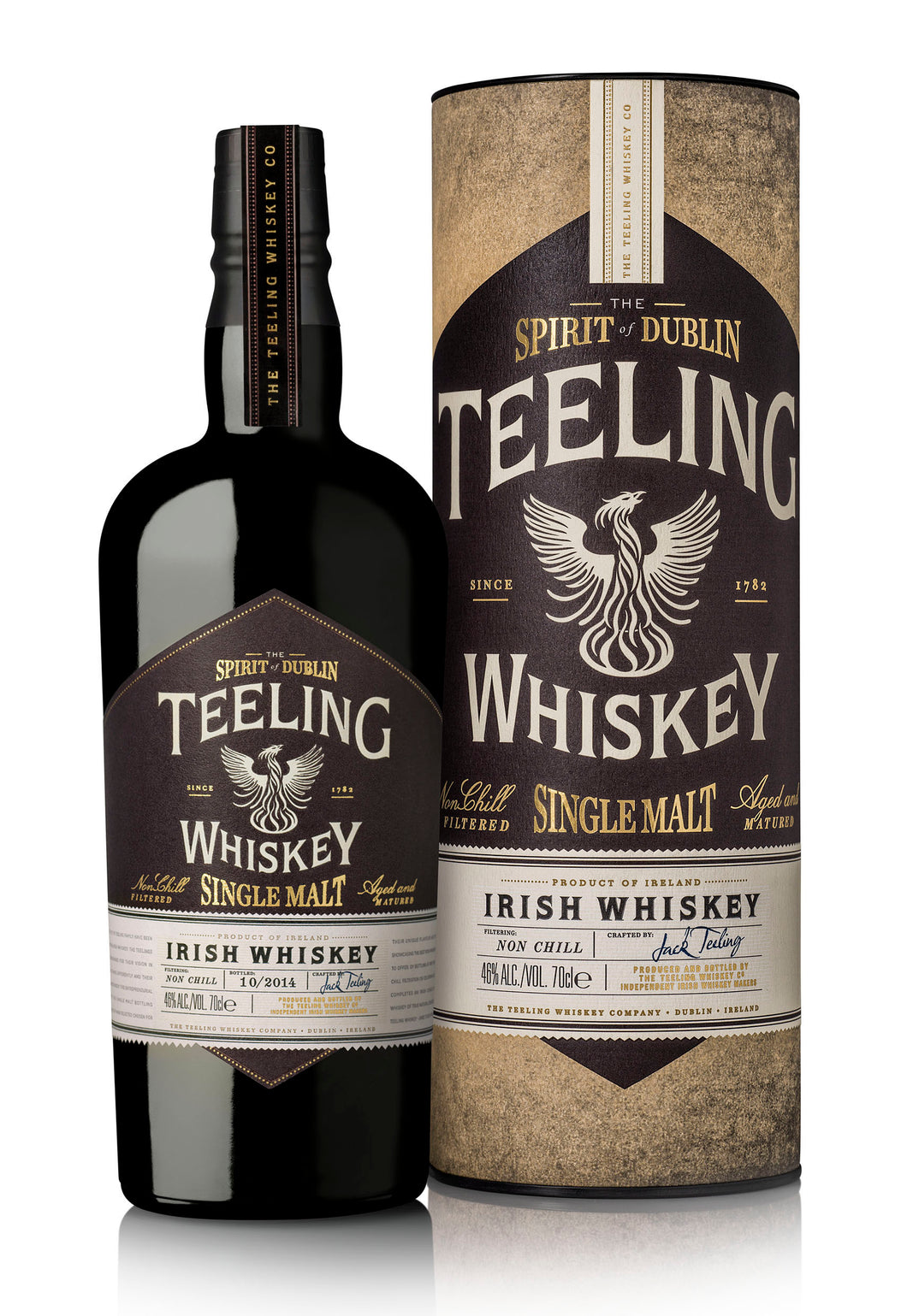Teeling Single Malt Irish Whiskey 700ml