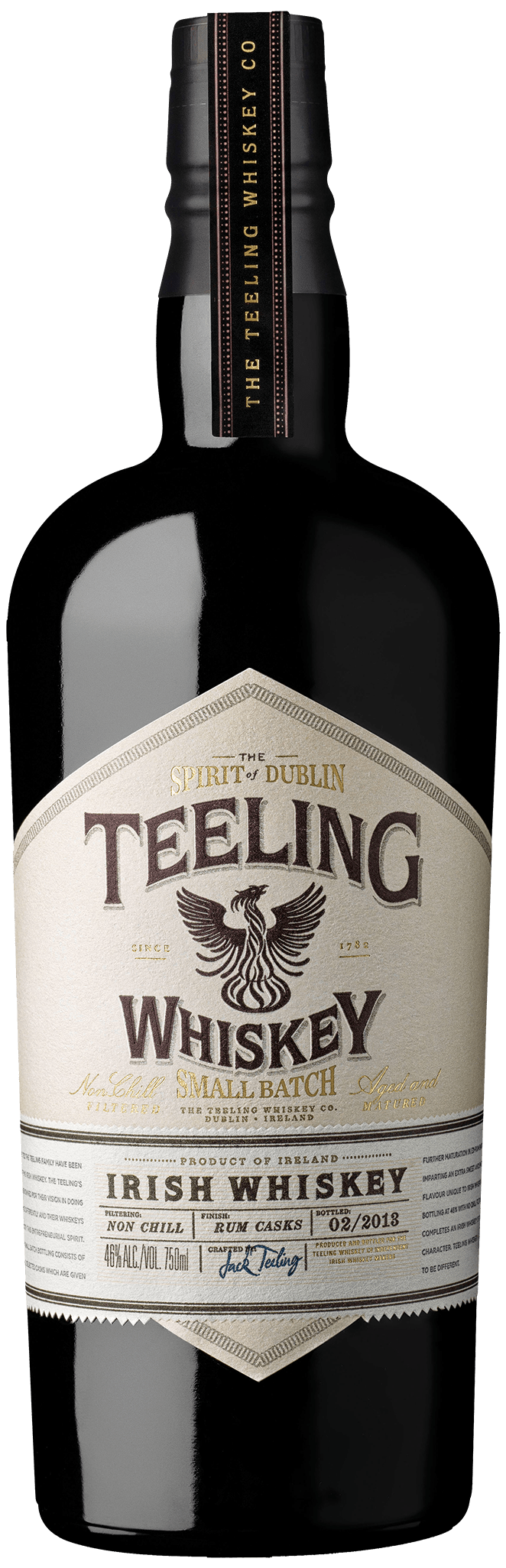 Teeling Whiskey Small Batch 750ml