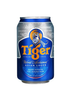 Tiger Beer Can 330ml x 24 - Wines N Drinks