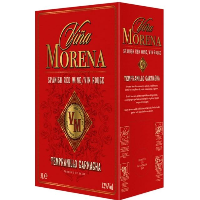 Vina Morena Red Wine 3L