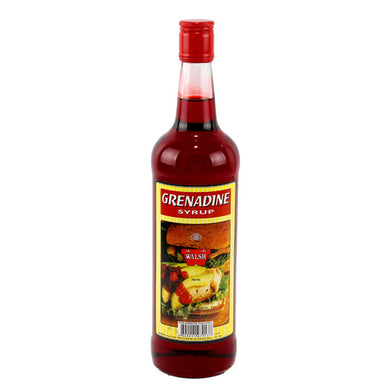 Walsh Grenadine Syrup 700ml - Wines N Drinks