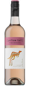 Yellow Tail Pink Moscato 750ml - Wines N Drinks