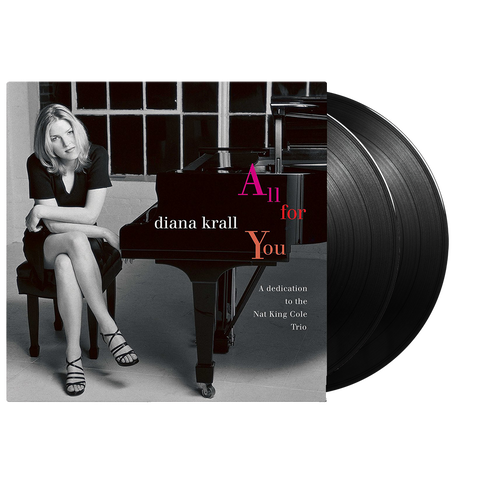 Diana Krall All For You LP