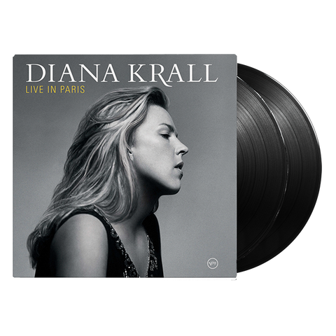 Diana Krall Live In Paris LP