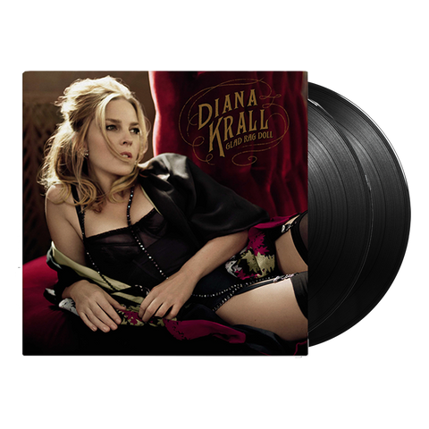 Diana Krall Glad Rag Doll LP