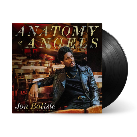 ANATOMY OF ANGELS: LIVE AT THE VILLAGE VANGUARD LP