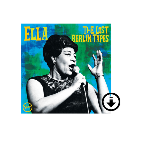 Ella: The Lost Berlin Tapes Digital Album
